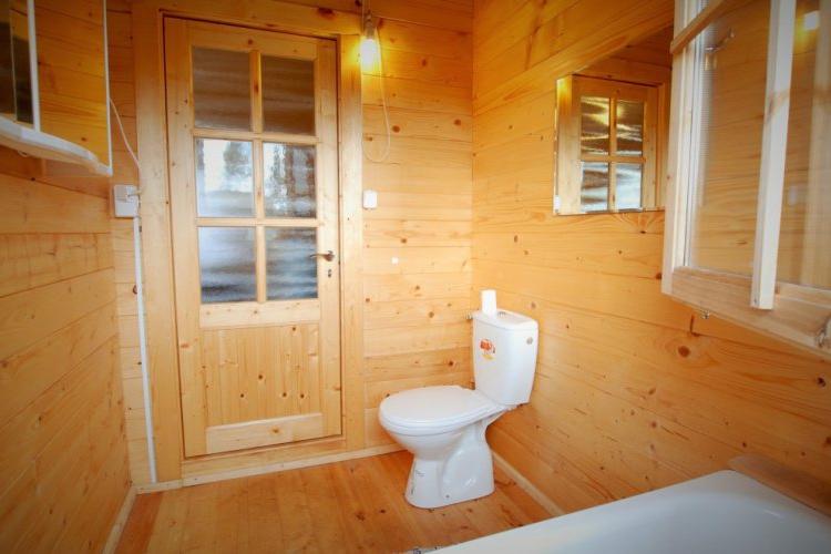 """Domek letniskowy 'Morski""""-łazienka"""