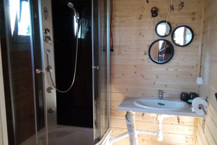 Domek Piaskowy- łazienka
